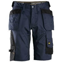 Snickers 6151 Allround Work Stretch Loose Fit Holster Pockets Shorts