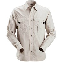 Snickers 8508 Mens Rip Stop Long Sleeve Work Shirt