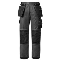 Snickers DuraTwill Holsted Work Trousers