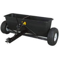 Sealey Tow Behind Feed, Grass and Salt Drop Spreader
