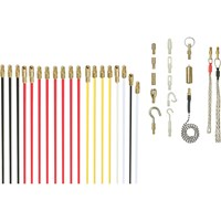 Super Rod Mega Cable Guide Rod Set