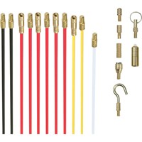 Super Rod Deluxe Cable Guide Rod Set