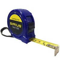 Sirius Contractor Tape Measure