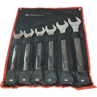 Sirius 6 Piece Combination Spanner Set Metric