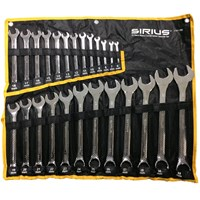 Sirius 25 Piece Combination Spanner Set