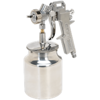 Sealey SSG2 General Purpose Suction Feed Air Spray Gun