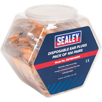 Sealey Disposable Ear Plugs
