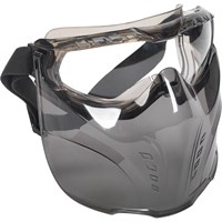 Sealey Safety Goggles Detachable Face Shield