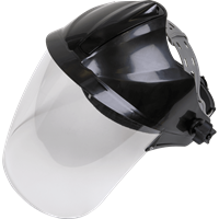 Sealey Deluxe Face Shield / Contoured Safety Visor