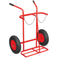 Sealey Welding Gas Bottle Trolley