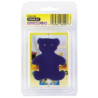 Stanley Decorative Stamp Teddy Bear