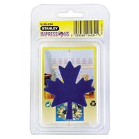 Stanley Decorative Stamp Maple Leaf