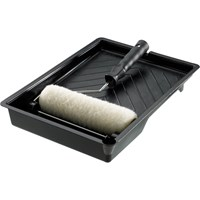 Stanley Emulsion Roller and Plastic Tray