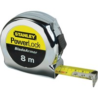 Stanley Powerlock Blade Armor Tape Measure