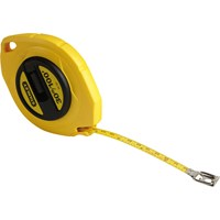Stanley Closed Case Steel Tape Measure