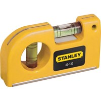 Stanley Magnetic Horizontal Vertical Pocket Spirit Level