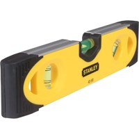 Stanley Shock Proof Torpedo Level Magnetic