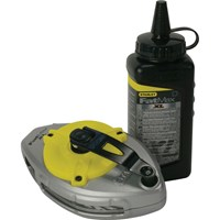 Stanley FatMax XTREME Chalk Line Reel and Chalk Refill