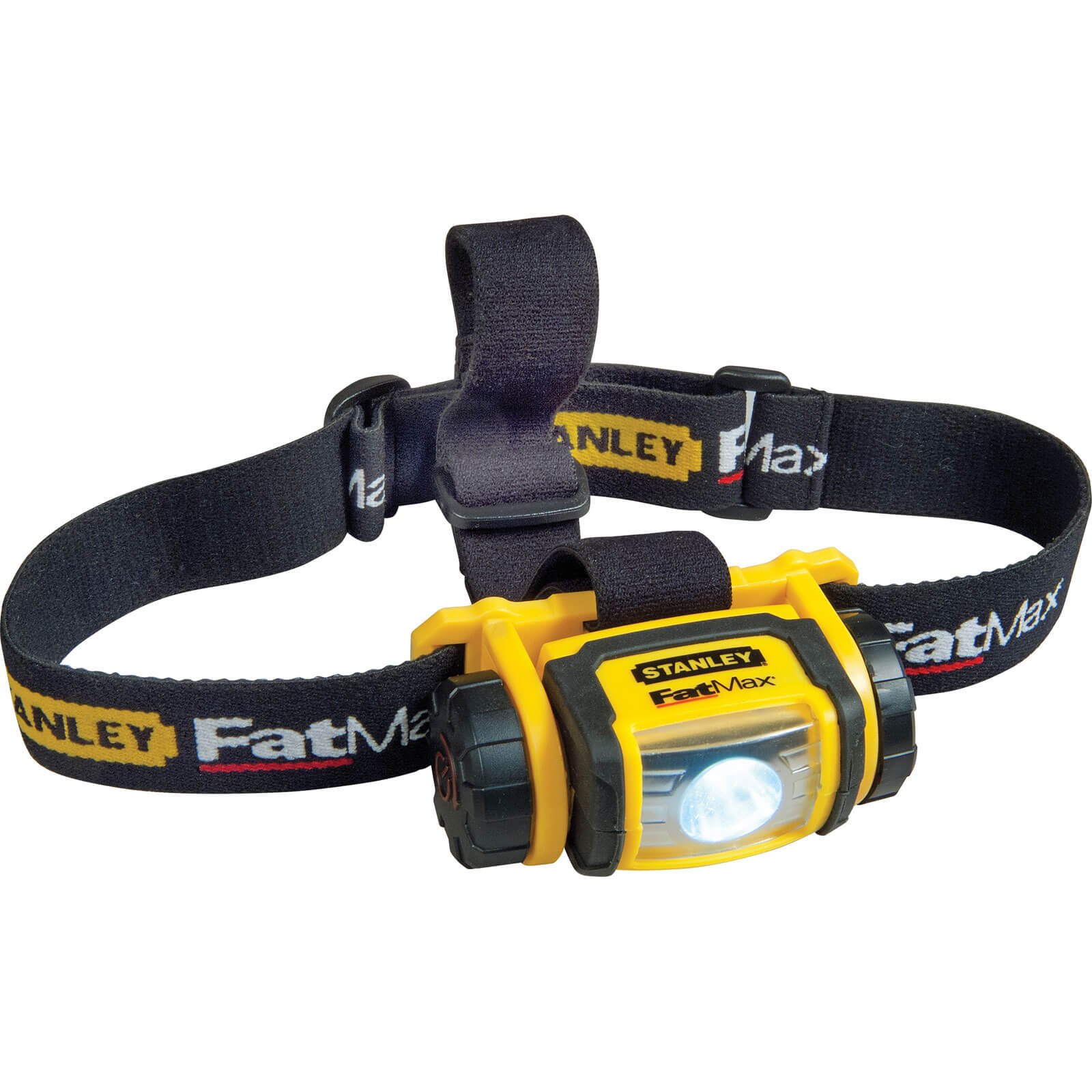 Stanley FatMax LED Head Torch Yellow