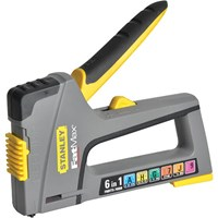 Stanley TR75 6 in 1 Heavy Duty Brad Nail Gun and Staple Gun