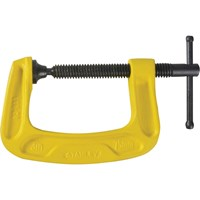 Stanley Max Steel G Clamp