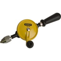 Stanley Double Pinion Hand Drill