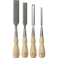 Stanley 4 Piece Sweetheart Socket Chisel Set