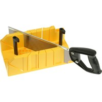 Stanley Clamping Mitre Box & Tenon Saw