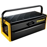 Stanley Metal Cantilever Tool Box
