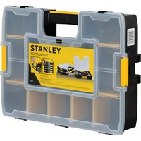 Stanley Sortmaster Small Parts Organiser Box