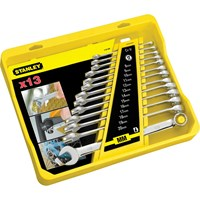 Stanley FatMax 13 Piece Combination Spanner Set Metric