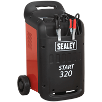 Sealey START320 Heavy Duty Starter/Charger