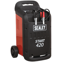 Sealey START420 Heavy Duty Starter/Charger