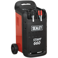 Sealey START660 Heavy Duty Starter/Charger