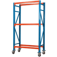 Sealey STR002 2 Level Mobile Tyre Racking System