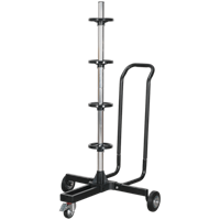 Sealey Wheel Storage Trolley