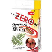 STV Big Cheese Zero In Moth Repeller Cedar Balls