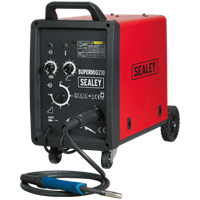 Sealey SUPERMIG230 230Amp Professional MIG Welder