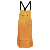 Biz Weld Leather Welding Apron