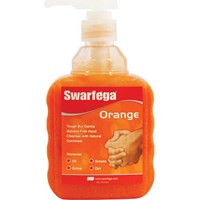 Swarfega Orange Heavy Duty Hand Cleaner