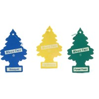 Saxon Magic Tree Air Freshener Triple Pack