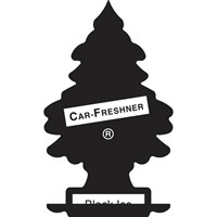 Saxon Little Trees Air Freshener Black Ice