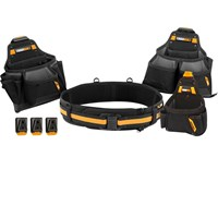 Toughbuilt 4 Piece Contractor Tool Belt Set