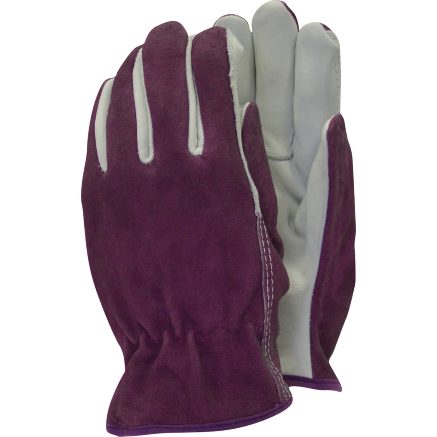 38cdfae12 Town & Country Premium Leather & Suede Ladies Gloves