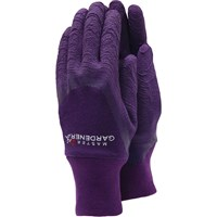 Town & Country Master Garden Ladies Aubergine Gloves