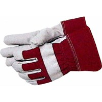 Town and Country Deluxe Leather Palm Gloves