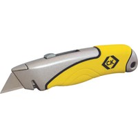 CK Soft Grip Retractable Trimming Knife