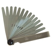 CK 13 Blade Feeler Gauge Metric