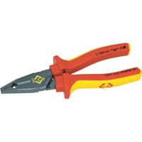 CK RedLine VDE Insulated Electricians Combination Pliers