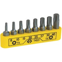 CK 8 Piece Torx Screwdriver Bit Set